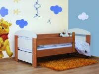 Łóżko dziecięce Basia z materacem