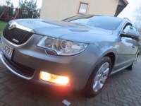 Skoda Superb 1,6TDi Greenline, serwis ASO, FV, leasing