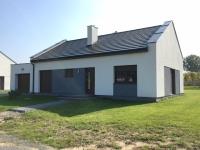 Nowy dom mieszkalny przy jeziorze Skulsk