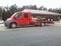 Pomoc drogowa 24H Auto laweta Holowanie Transport aut