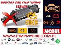 Auto-elektronika serwis DPF/FAP EGR Chiptuning AdBlue SCR