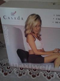 Sprzedam profesjonalną poduszkę do masażu pleców