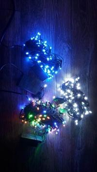 Sprzedam lampki choinkowe LED hit super cena Lampki choinka
