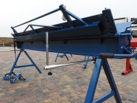 Zaginarka do blachy ZGR 3140mm / 0,8 mm
