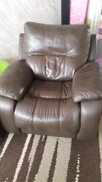 Mega wygodny fotel