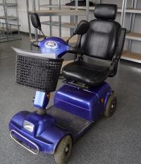 Wózek Akumulatorowy dla os. niepełnosprawnej