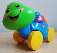 Fisher Price - zabawka interaktywna - Śpiewający Żółw