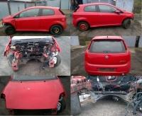 Części Fiat Grande Punto 1,9 M-JET 130KM