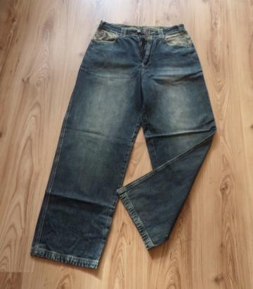 Spodnie jeansowe RYDEL HOUSE młodzieżowe (rozmiar M, L, XL)