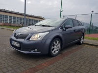 Toyota Avensis 2011r. 2.2D-CAT