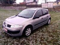 Renault Megane 1,5dcI 109KM 2004/05Rok