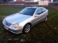 Mercedes-Benz Klasa C W203 2003/04Rok 150KM