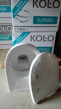 Zestaw WC Supero - TANIO!