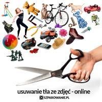 Szparowanie - usuwanie tła ze zdjęć online - szparowanie.pl