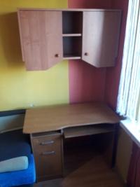 Biurko szafka fotel