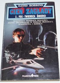 Książka Ćień Zagłady Fox - Twierdza Śmierci - David Robbins