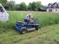Koszenie trawy przycinanie tuji ogrody Wisła Ustroń Brenna