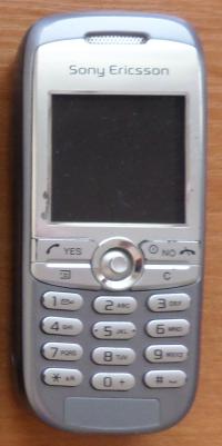 TELEFON Sony Ericsson J210i BATERIA/ŁADOWARKA