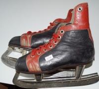 Łyżwy  Hokejówki FDS rozmiar buta 23