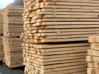 Tartak więźba dachowa belki deski łaty drewno  stolarnia