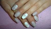 Manicure hybrydowy/zelowy oraz pedicure
