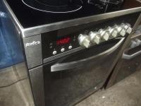 Kuchnia kuchenka gazowo-elektryczna AMICA 60 cm INOKS 750 zł