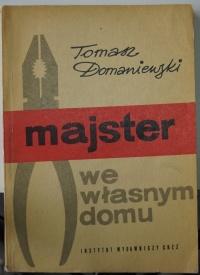 Książka Majster we własnym domu