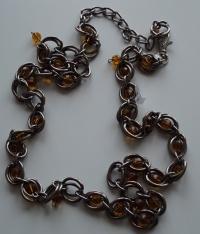 Łańcuszek Brązowe Piłeczki