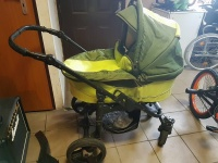 Wózek dziecięcy kaps3