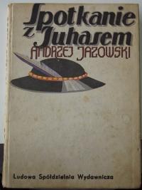 Książka Spotkanie z Juhasem - Andrzej Jazowski