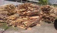 Drewno opałowe opałówka opał zrzyny tartaczne  50zł/m3