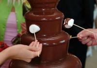 Fontanny czekoladowe i alkoholowe!!!