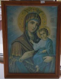 Obraz Marii z Dzieckiem