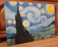 Obrazy olejne własnoręcznie malowane