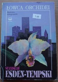 Książka Łowca Orchidei - Stanisław Esden Tempski