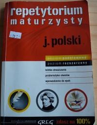 Książka J. Polski Repetytorium Maturzysty