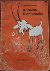 Książka Kozucha Kłamczucha - Janina Porazińska