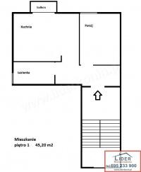 Sprzedam OSTATNIE mieszkanie w Woli Podłężnej