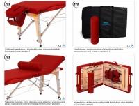 Stół do masażu - Jogastyl
