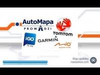 Aktualizacja  map gps na nawigacje,telefony,tablety - 30zł