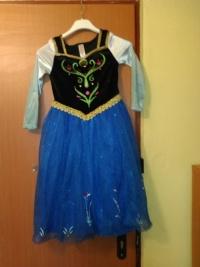 Sukienka Kraina Lodu