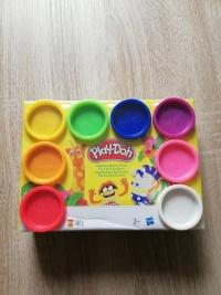 Ciastolina 8 kolorów