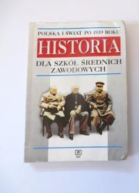 Historia - Polska i Świat po 1939 roku