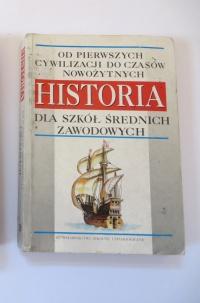 Historia - od pierwszych cywilizacji do czasów nowożytnych