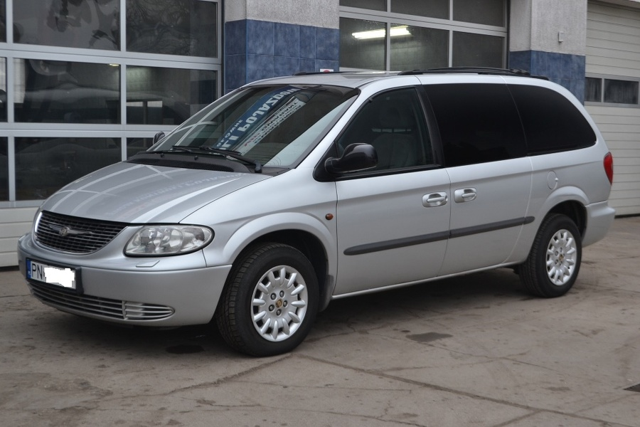 Og oszenie chrysler grand voyager salon polska 7 osobowy for Salon grand voyageur