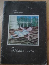Książka Dobra Pani - Eliza Orzeszkowa