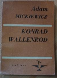 Książka Konrad Wallenrod - Adam Mickiewicz