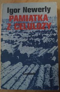Książka Pamiątka z Celulozy - Igor Newerly