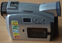 Aparat Fotograficzny Sony V6000