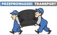 Przeprowadzki Tani transport mebli i materiałów